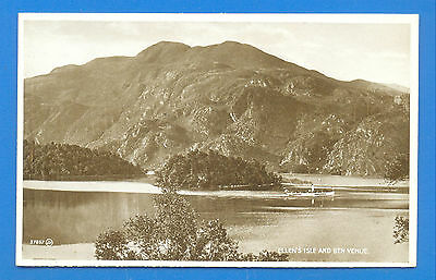 Ellen's Isle And Ben Venue.postcard