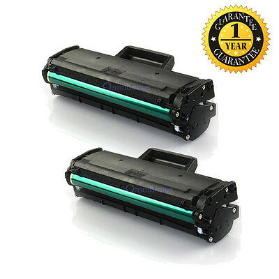2PK MLT-D111S Toner Cartridge For Samsung MLT-D111S Xpress M2070FW M2020W 2022