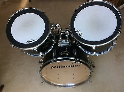 DRUM  SHELL PACK. by. Millenium