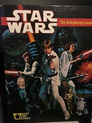 Starwars Role playing Game 1987