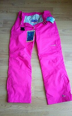 new womans skiing pants trespass size m