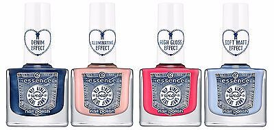 "ESSENCE LE ""hip girls wear blue jeans""  nail polish ++Farbwahl++ NEU&OVP"