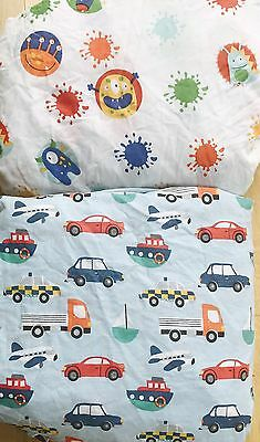 Boys Single Fitted Sheets