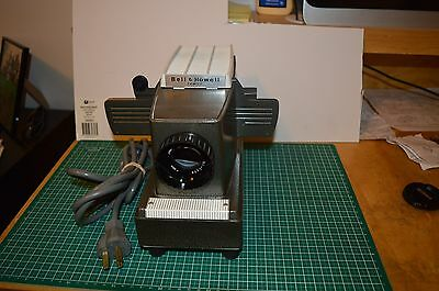 bell and howell family 717 slide projector australian made