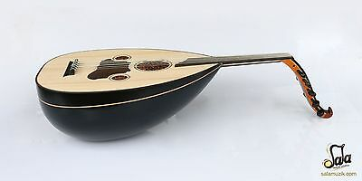 Turkish Quality Walnut String Instrument Oud Ud AO-108MS