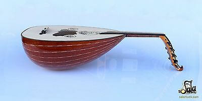 Turkish Professional Mahogany String Instrument Oud Ud APO-201