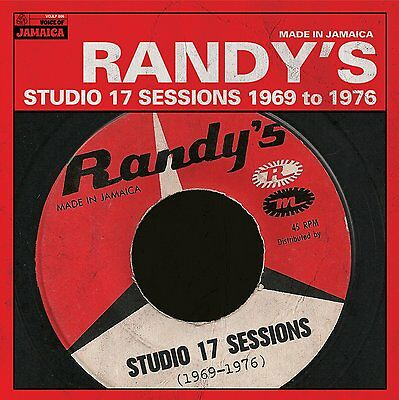 V.A. * Randy's Studio 17 Sessions  LP Neu *Bob Marley Pat Kelly John Holt