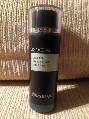 M2 Facial oil free eye make-up remover
