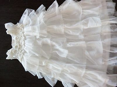 Baby Girl Christening Dress Gown By Next