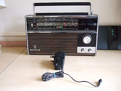 Grundig Yacht Boy 210 Radio - Early 70s - Superb Condition Fully Serviced