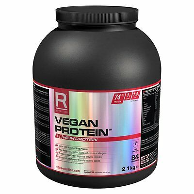 Reflex Nutrition Vegan Protein 2.1kg Strawberry