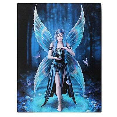 NEW RELEASE   Anne Stokes canvas print of Enchantment
