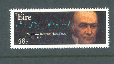 Science-Physics-Rowan Hamilton mnh - Ireland- single value