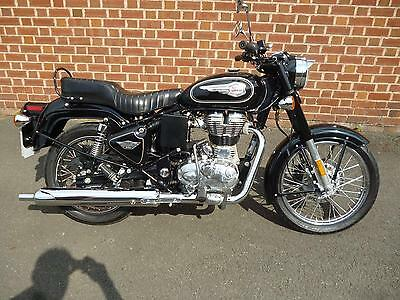 Royal Enfield Bullet 499cc 500 EFI .Only 30 miles from new.ABS.