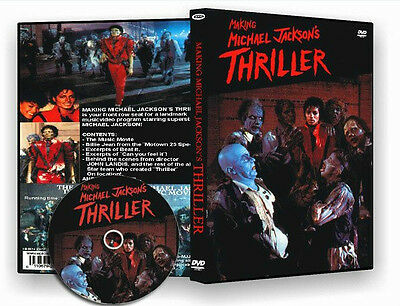 Michael Jackson The Making Of Thriller