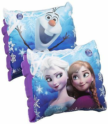 Kids character swimming armbands and swim rings disney frozen