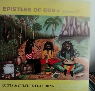 Epistles of dub - pablo gad - reggae on top - reggae - vinyl LP