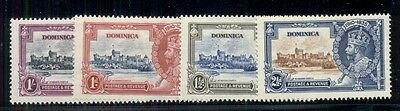 DOMINICA #90-3 Mint Hinged, Scott $18.85