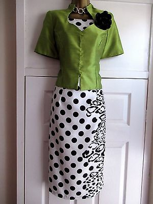 Fabulous Mother of the Bride Wedding Races Dress Suit Outfit Size 12