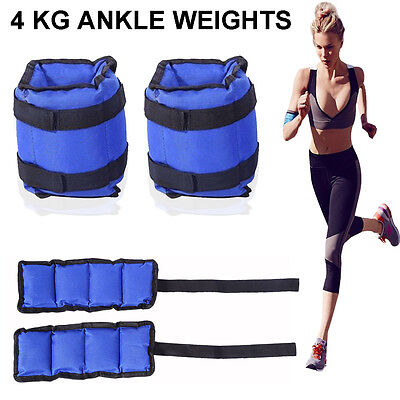 4xGym Ankle Wrist Leg Weight Running Exercise Fitness Strength Training Workout