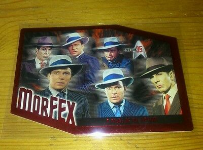 Star Trek Chase Card From The Morfex Set Card M 3