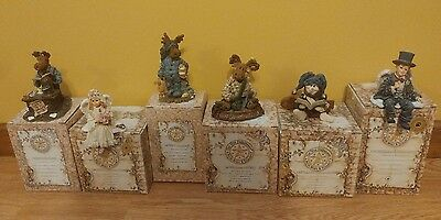 6 Boyds The Wee Folkstone Collection | Value $107.00
