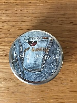 Nudie Jeans Repair Tin - Rare Collectors Piece - 100% Authentic - Made in Sweden
