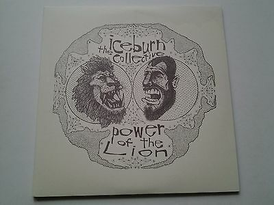 The Iceburn Collective – Power Of The Lion. 2LP Vinyl (2009)