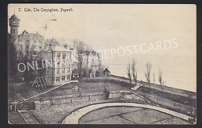 Kent The Conyngham Pegwell Large House Overlooking The Sea