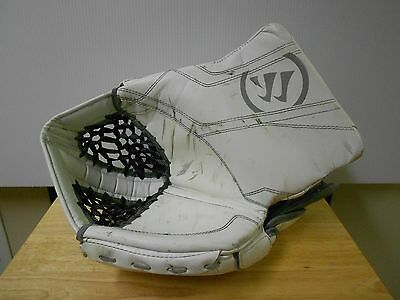 Warrior Ritual G2 By Smith SR Goalie Catch Glove (Full Right)
