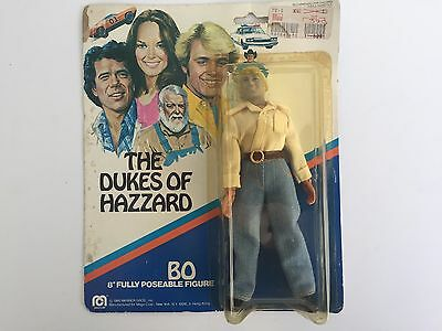 Dukes of Hazard BO Poseable Action Figure 1981 New In Box            #332