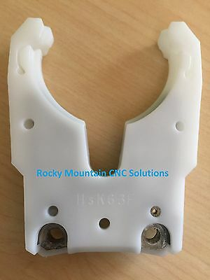 NEW - HSK63F Tool Holder Cradle, Fork, Claw, Clip !! Cheapest USA Supplier !!!