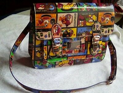 Angry Birds HT Fashion Satchel Bag
