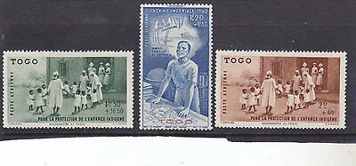 Stamps of Togo.