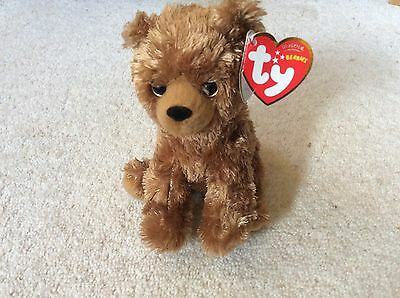 TY Beanie Baby Bear ~ Sequoia ~ New with tags