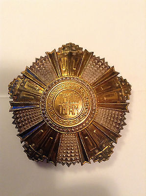 VNCH National order medal 2nd class (without medal ribbon)