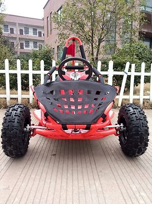 New 80cc Go Kart Buggy Off Road. Automatic, Roll Cage, Foot Controls, seat belt