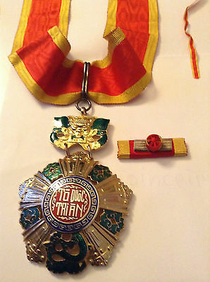 VNCH National order medal 3rd class