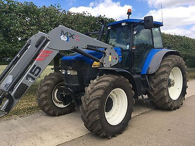 New Holland TM175 - Very Low Hours