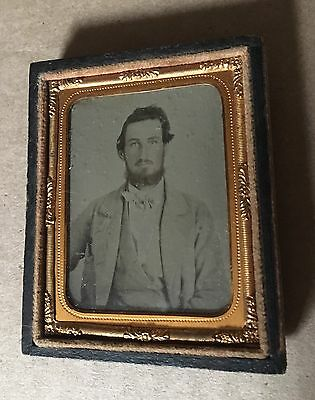 1/9 Plate Ambrotype
