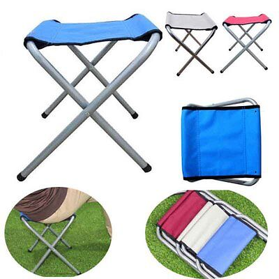 Outdoor Foldable Stool Practical Folding Camping Travel Picnic Fishing Barbecue
