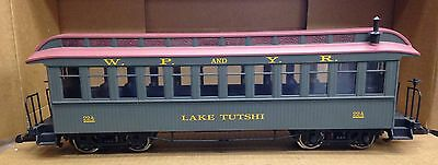 Bachmann Passenger Car W/ Metal Wheels