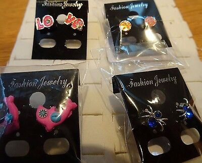 4x kids earings