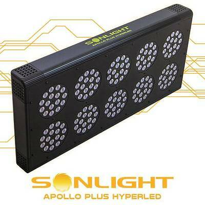 Lampada LED COLTIVAZIONE Indoor Sonlight Apollo PLUS Hyperled 10 (160x3) 480W