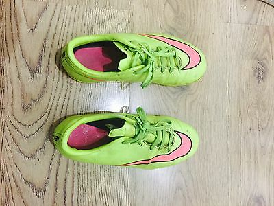 Nike Mecurial Astro Turf Trainers Size 4