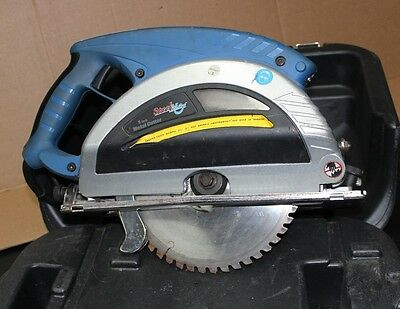 """Steelmax S9 Portable Metal Circular Cutting Saw 9"""" with Laser Guide"""
