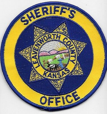 Leavenworth County Kansas Sheriff Dept Lcso Lcsd Pink Mtns State Local