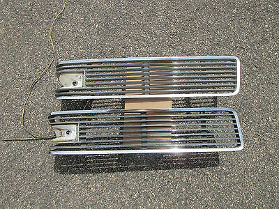 1958 Edsel Citation Grills
