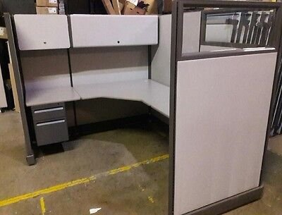 6x6 Herman Miller Cubicles