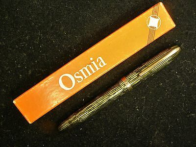 Osmia-SUPRA Fountain Pen With Box-Ca. 1930s-Beautiful Condition